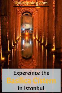 Basilica Cistern in Istanbul is an opportunity to come close to 1500 years of history #Istanbul #basilicacistern #UNESCO