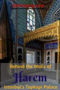 Sleeping With the Sultan - Behind the Walls of Istanbul's