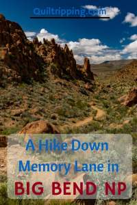 Remembering my hikes in Big Bend NP #bigbend #hike #grapevinehills #balanced rock