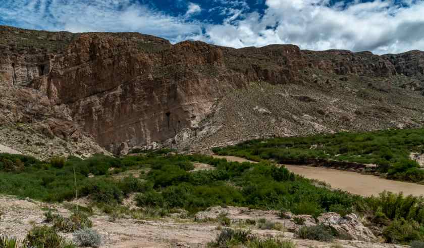 Rio Grande and Boquillas Canyon