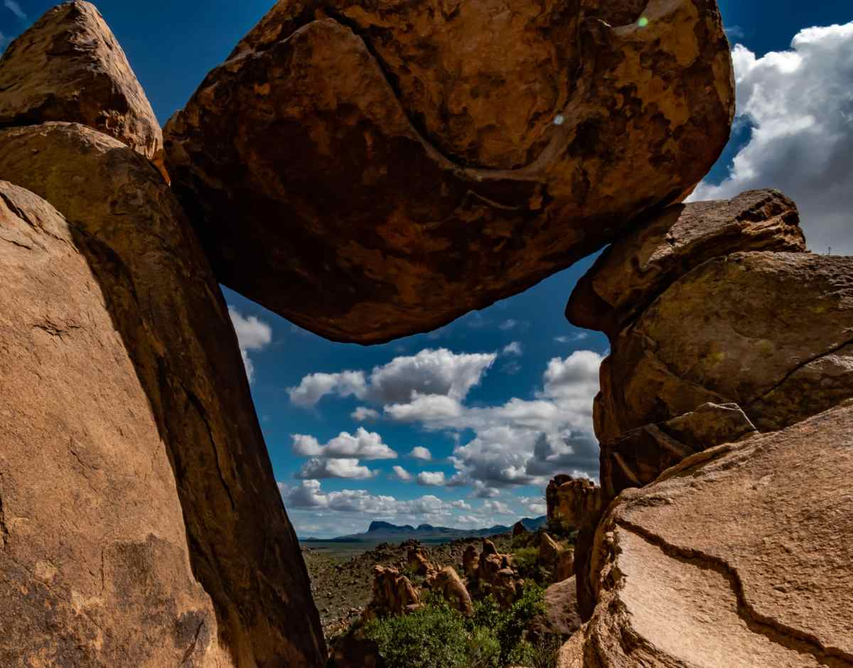 PhotoPOSTcard: Balanced Rock Viewpoint