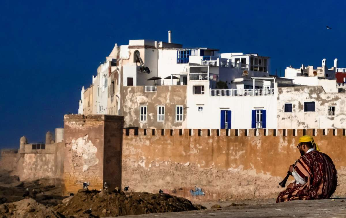 PhotoPOSTcard: In Essaouria, Morocco