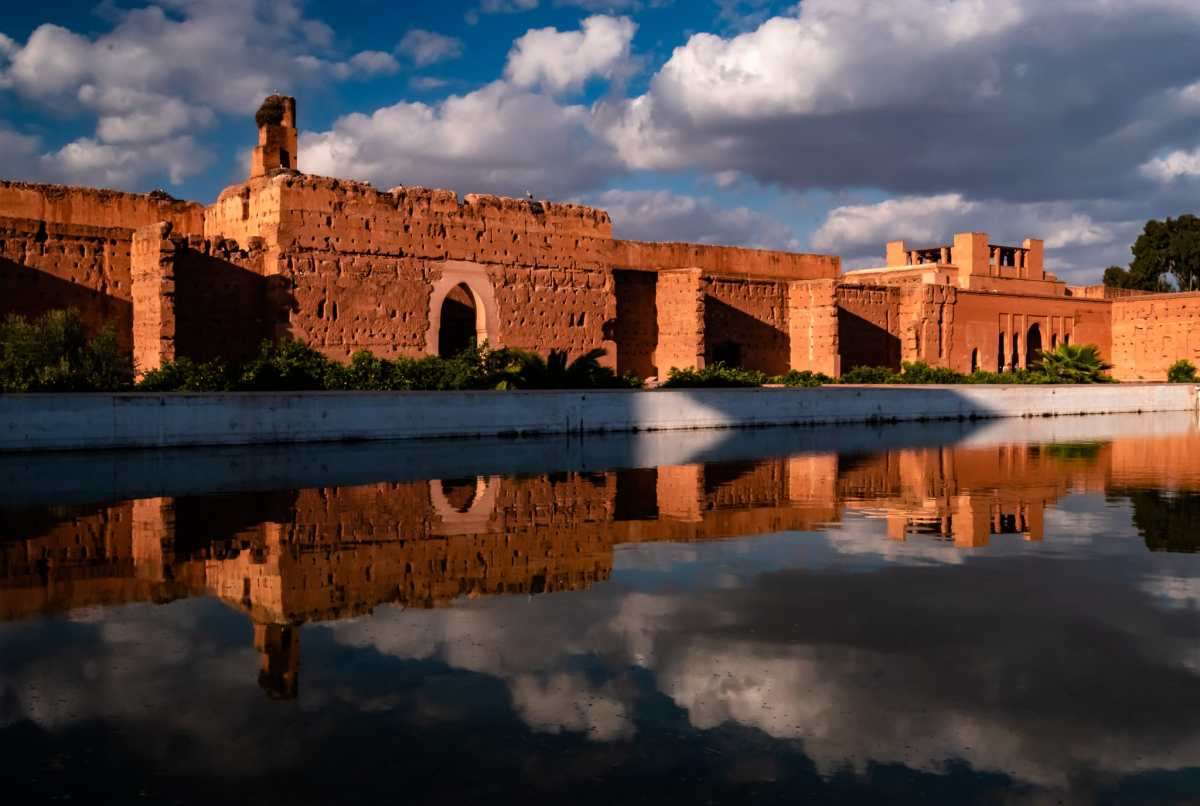El Badi Palace Marrakesh