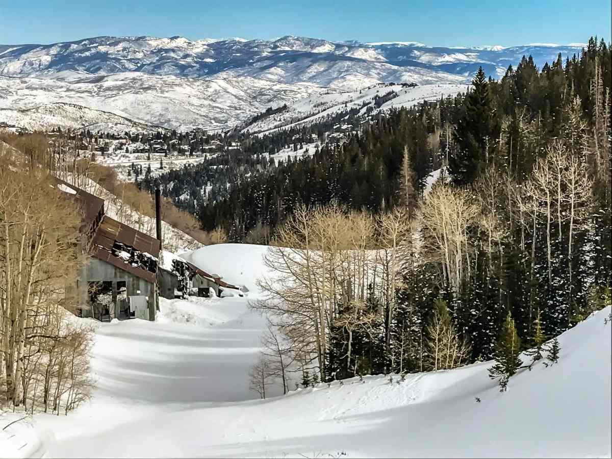 Skiing Park City During the Sundance Film Festival