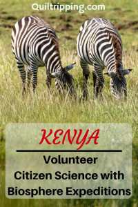 Sharing my experiences as a volunteer citizen scientist with Biosphere Expeditions in #kenya #biosphereexpeditions #citizenscience #maasaimara
