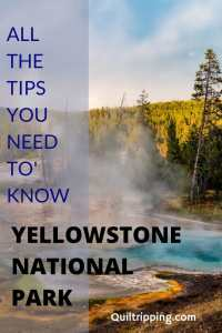 After visiting Yellowstone National Park numerous times, here is all you need for planning your best trip to Yellowstone