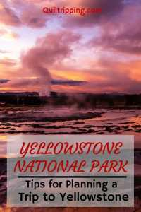 Use all this information to plan your best trip to Yellowstone National Park #yellowstone #wyoming