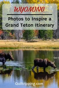 25 photos of Grand Teton National Park to inspire your next itinerary #grandteton #tetons