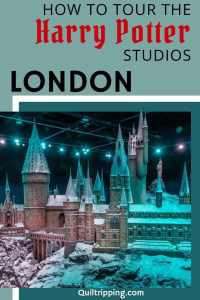 Sharing my tips and experience for the best way to tour the Harry Potter Studios in London