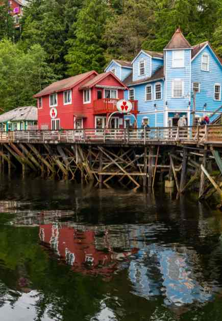 Ketchikan Creek Street Historic District