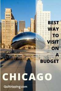 Sharing my tips on how to visit Chicago on a budget