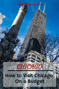 How to visit Chicago on a budget #chicago #visitchicago #chicagoonabudget
