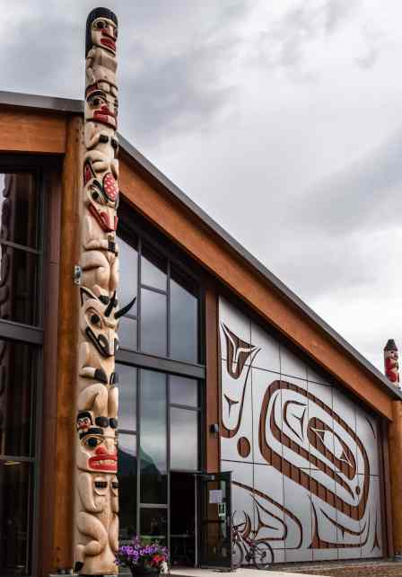 The Carcross Learning Center