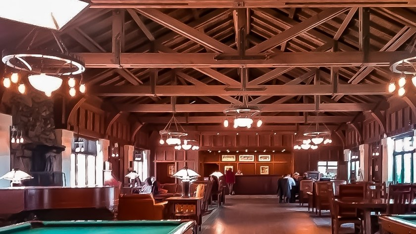 Heasrt Social Hall At Asilomar