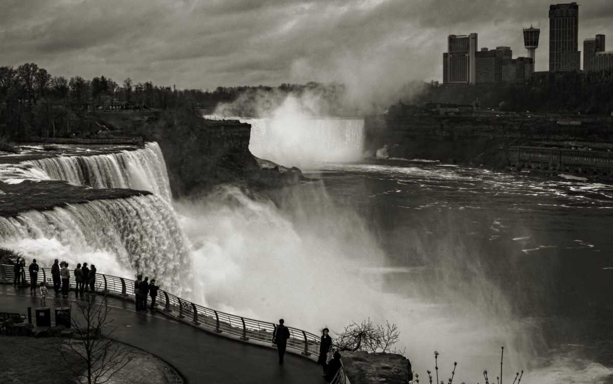 Visiting Niagara Falls USA