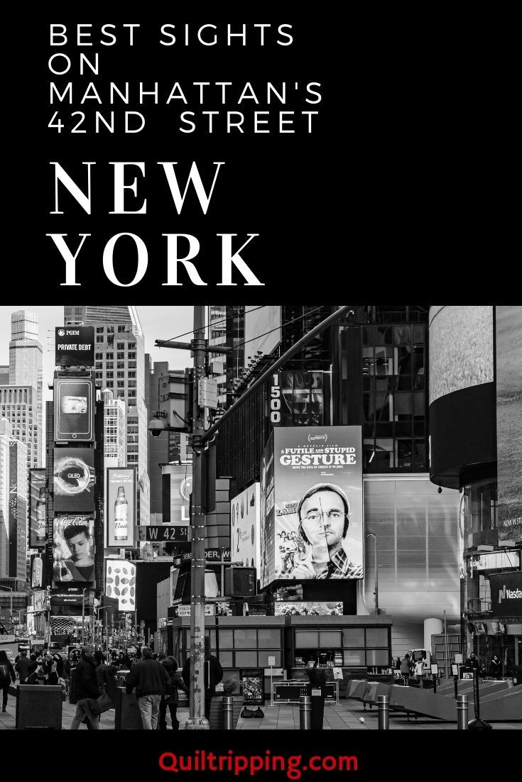 DISCOVER 42nd STREET IN NEW YOTK