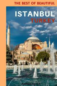 Sharing all my favorite things about beautiful Istanbul, Turkey