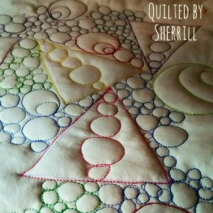 Graffiti Quilting, Zentangle