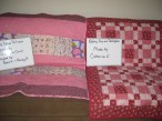 Quilts for Christ & Barb_ Catherine E