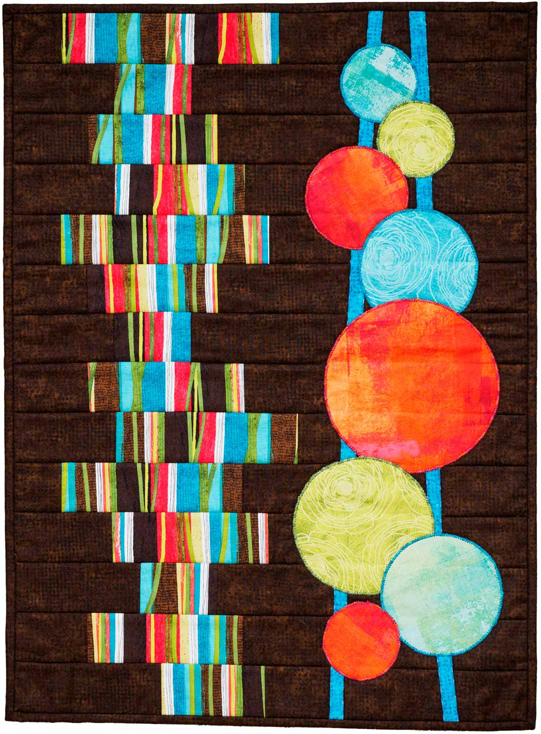 Strata Modern Quilt Pattern Quilts By Jen