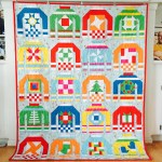 Ugly Christmas Sweaters Quilt - Finished!!