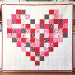 Heart Wall Quilt
