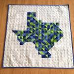 Texas Bluebonnets Forever Quilt