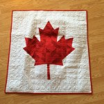 Canadian Maple Leaf Quilt