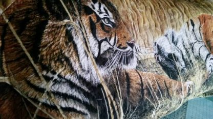 Tiger Pillow Sham