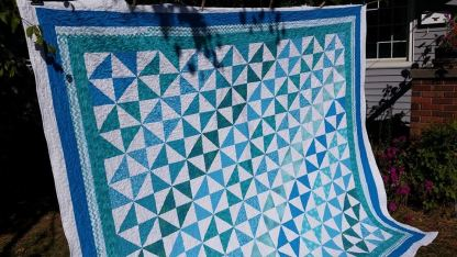 Homemade King Quilts