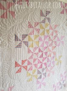 pinwheel quilt, Quilts by taylor