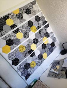 Black and White Quilts