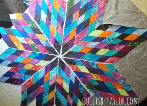Zen Star Quilt