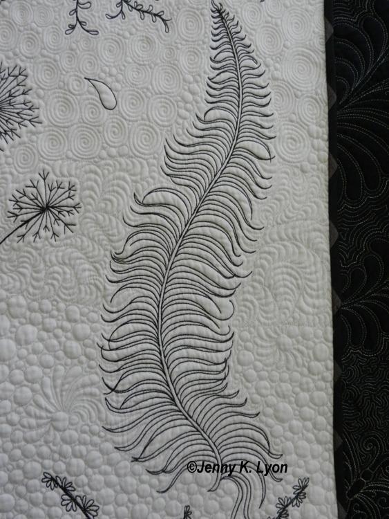 Fern detail-Morning Breeze