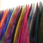 Organza Dyeing-Again