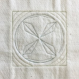 quilting lines