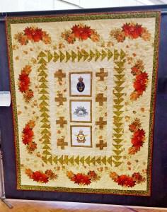 Helen Comport – Quilts of Valour : quilts of valour australia - Adamdwight.com