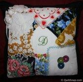 Hanky Panky Pillow