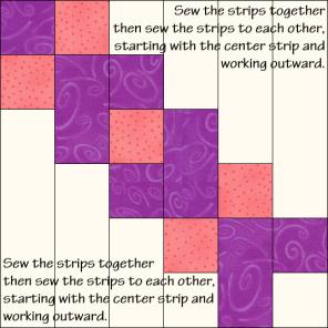 Confetti Quilt Block