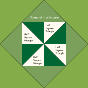 Columbia Pinwheel Quilt Block
