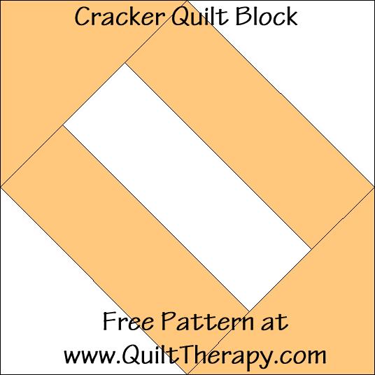 Cracker Quilt Block