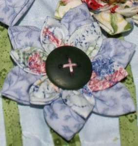 button flower