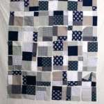 Neutral Boy's Quilt