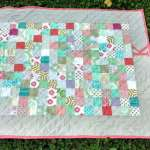 Baby Girl Bridesmaid Dress Quilt