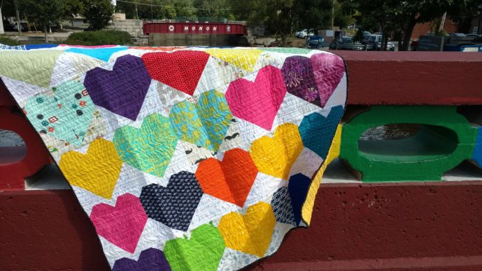 quilts-for-pulse-on the monon