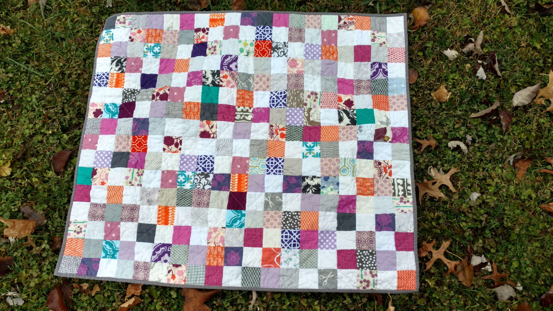 girls handmade quilts pink pin baby elephant girl quilt