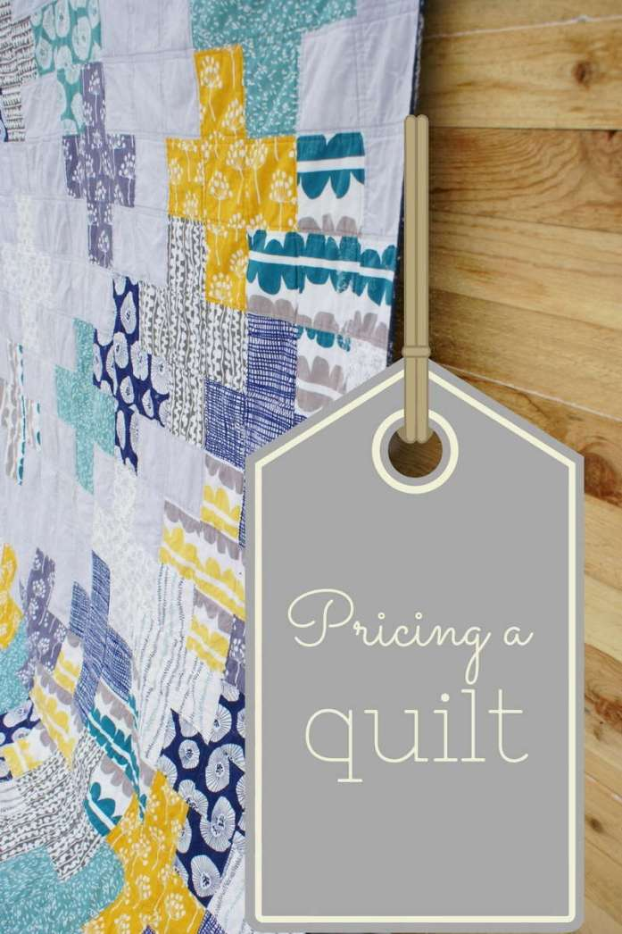 Discussion on quilt pricing