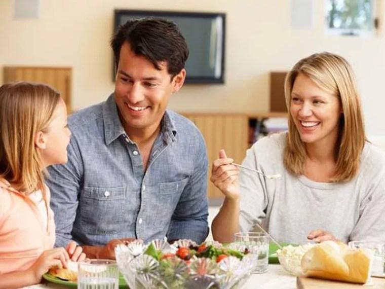 La tavola del benessere per tutta la famiglia