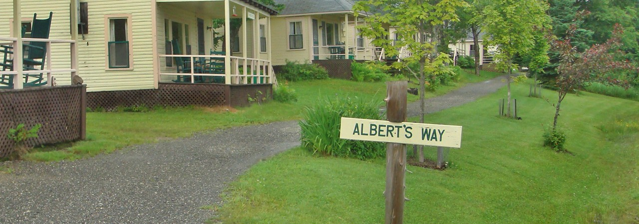 Alberts Way at Qumby Country