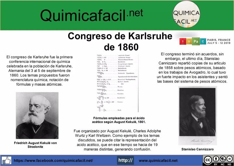 congreso de Karlsruhe de 1860